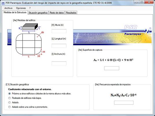 Software Cálculo CTE